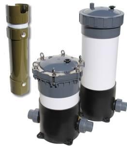 Chemical treatment equipment