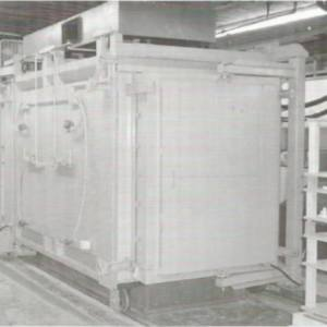 Ceramic industry Electric Envelope Kiln